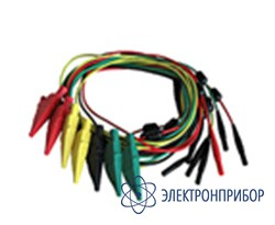 Для коэффициент-3.1 (комплект из 6 кабелей) Измерительный кабель 10 м (изоляция из силикона)