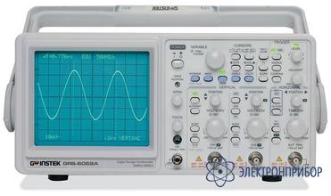 Цифровой осциллограф GRS-6032A