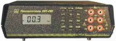 Измеритель параметров локомотивных катушек ИП-ЛК