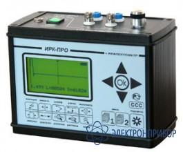 Кабельный прибор с рефлектометром для энергетиков ИРК-ПРО Альфа-Е