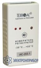 Измеритель регистратор температуры ИС-203.1.0