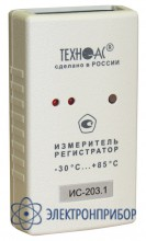 Измеритель регистратор температуры ИС-203.1.1