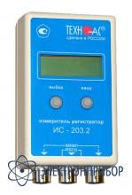 Измеритель-регистратор (температуры) ИС-203.2.0