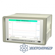 Четырехканальный измеритель-регулятор микровлажности газов (измерительный блок, 16 реле) ИВГ-1/4-Т-16P-E