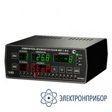 Стационарный восьмиканальный измеритель-регулятор микровлажности газов (измерительный блок, 8 реле, 8 аналоговых выходов) ИВГ-1/8-С-8Р-8А