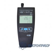 Портативный одноканальный измеритель микровлажности газов в новом эргономичном корпусе (базовый комплект измерительного блока, преобразователя ипвт-08-01-д1 и упаковочного чехла) ИВГ-1 К-П-1
