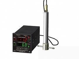 Стационарный четырёхканальный измеритель-регулятор микровлажности газов в щитовом исполнении корпуса ИВГ-1/4-Щ2-4А