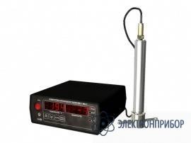 Стационарный одноканальный измеритель микровлажности газов ИВГ-1-С-2А