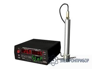 Стационарный одноканальный измеритель-регулятор микровлажности газов ИВГ-1-С-4Р-2А