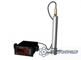 Стационарный одноканальный измеритель-регулятор микровлажности газов ИВГ-1-Щ-1Р-1А
