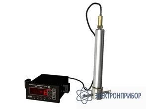 Стационарный одноканальный измеритель-регулятор микровлажности газов ИВГ-1-Щ-2Р