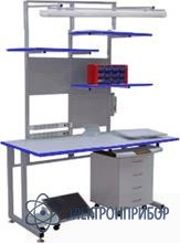 Комплект опций антистатический для рабочего места метролога К14 ESD