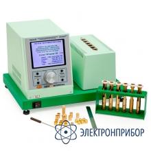 Аппарат автоматический для определения температуры каплепадения нефтепродуктов КАПЛЯ-20И