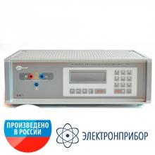 Калибратор электрического сопротивления диапазона 100 ком - 5 том КС-100k0-5T0