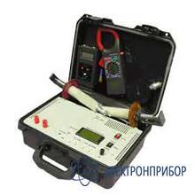 Комплекс измерительный для диагностики качества контуров заземления КДЗ-1