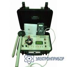 Комплекс  измерительный для диагностики качества контуров заземления КДЗ-2