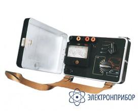 Ампервольтомметр в ударопрочном корпусе ЭК2346