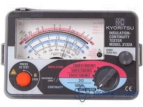 Мегаомметр аналоговый KEW 3132A