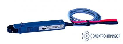 Клещевой токовый адаптер kyoritsu (200ма, 2а, 20а переменного тока, диаметр обхвата 8мм) для мультиметров KEW 8112