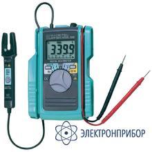 Мультиметр с токоизмерительными клещами KEW Mate 2001