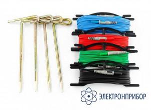 Комплект из 4 проводов для мэт-5035, пкк-57, мэт-5080 KITTERRNE