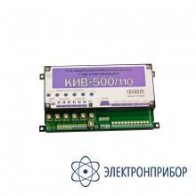 Универсальное реле защиты вводов с изоляцией КИВ-500/110 (на 3 ввода)