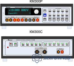 Компаратор сопротивлений КМ300Р+С