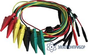 Для коэффициент-3.3 (комплект из 14 кабелей) Измерительный кабель 2 м (изоляция из силикона) 3.3