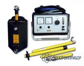 Установка для испытания кабелей KPG 80kV