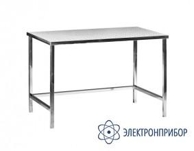 Стол рабочий для чистых помещений серии кристалл КР-12