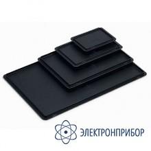 Антистатической крышки для плоскодонных контейнеров rako 3-944-0 EL