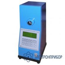 Аппарат для определения температуры помутнения и начала кристаллизации светлых нефтепродуктов (экспресс метод) Кристалл-10Э