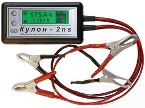 Индикатор емкости свинцовых аккумуляторов Кулон-2ns