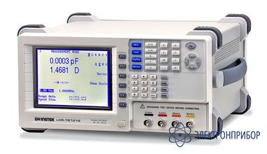 Измеритель параметров rlc цифровой LCR-78105G