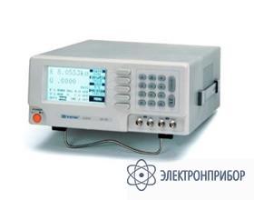 Цифровой прецизионный измеритель rlc параметров LCR-7821