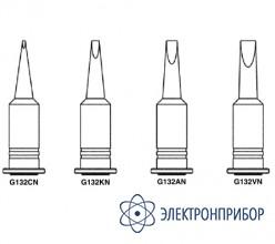 Жало для контактной пайки: клин 2,4мм (к independent-130) G132KN