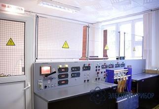 Лаборатория для испытания защитных средств и электрооборудования ЛЭИС-40