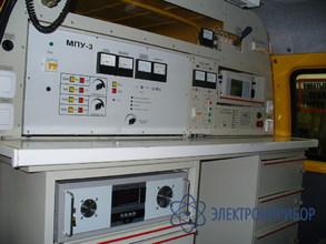 Кабельная лаборатория для работы на кабелях с бумажно-масляной изоляцией и с изоляцией из сшитого полиэтилена ЛК-10 СПЭ