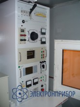 Кабельная лаборатория для работы на кабелях с бумажно-масляной изоляцией и обслуживания подстанций ЛКП-10/35