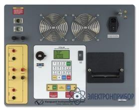 Специализированный трансформаторный омметр с функцией поиска проблем рабочих контактов рпн LTCA-40