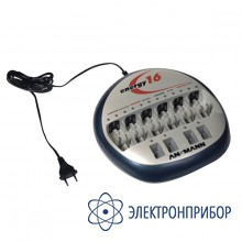 Зарядное устройство для батарей типоразмеров аа, с, d и 9 в батарей A1169
