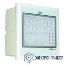 Регистратор многоканальный электронный щитовой М660.1М