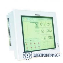 Регистратор многоканальный электронный щитовой М660.3М