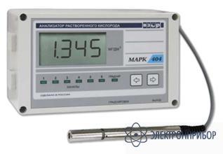 Анализатор растворенного кислорода МАРК-404