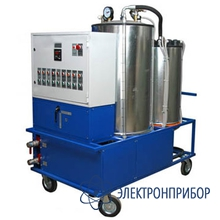 Мобильная установка для очистки турбинного масла OTM®-500