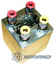 Однозначная герметизированная мера сопротивления  наивысшей стабильности повышенной мощности МС3050М-2 (мера класса 0,0005)
