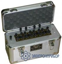 Термостатированный набор мер сопротивления наивысшей стабильности МС3050Т