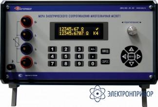 Программируемая мера электрического сопротивления многозначная МС3071-58