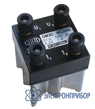 Мера электрического сопротивления МС3080 класс  0,002 (0,001, 0,01 и 0,1 Ом)