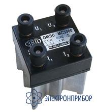 Мера электрического сопротивления МС3080 класс  0,002  (1 и 10 Ом)
